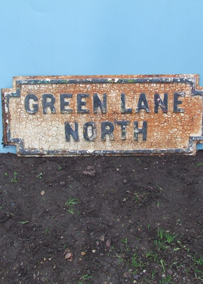 Green Lane North Liverpool.