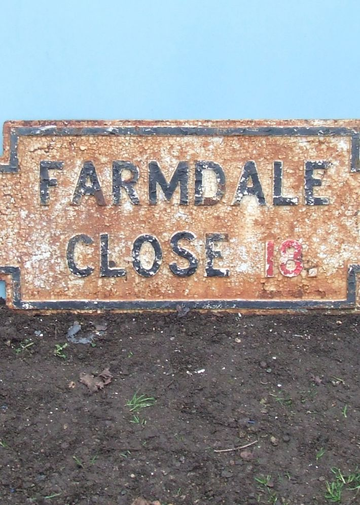 Farmdale Close Liverpool.