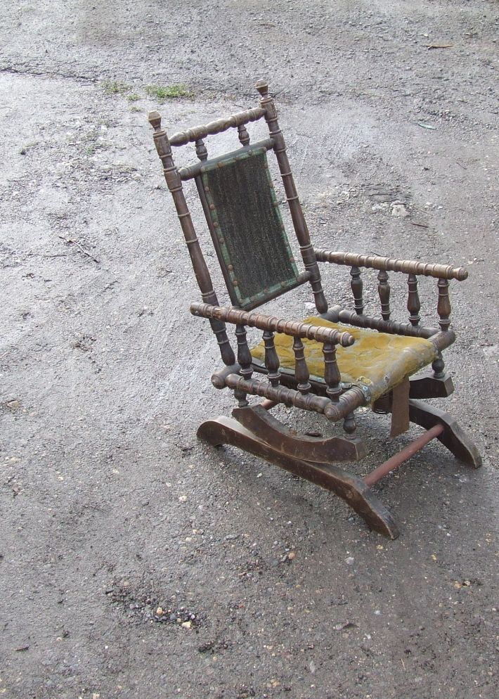 Child's American rocking chair. - shop - Antiques, Stripped Pine, Oak  Furniture, Garden Ware, Reclaimation - Pillars Antiques - Child's American Rocking Chair. - Shop - Antiques, Stripped Pine